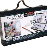 artist travel easy sets-acrylic paints