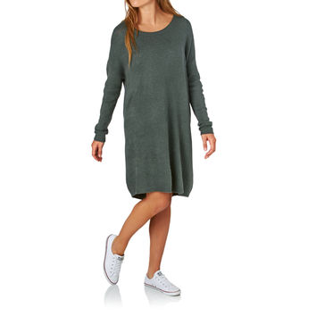 SWELL Carla Dress - Teal