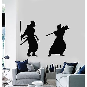 Chinese Wall decal,Martial Art Room stickers,Chinese,FIRE,EARTH,WIND,WATER decal