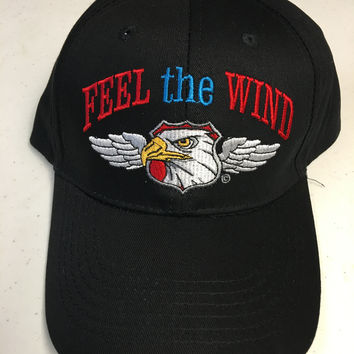 Feel The Wind Cap