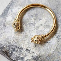 Han Cholo Dope Lions Cuff- Gold One