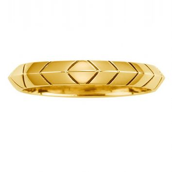 House of Harlow 1960 Jewelry Aztec Midi Ring