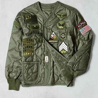 Alpha Industries 50th Anniversary M-65 Liner Jacket