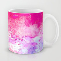 Summer Song #society6 Mug by 83oranges.com