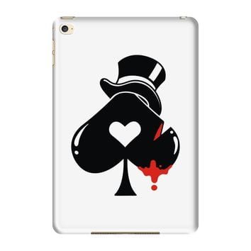 poker hat ace of spades iPad Mini 4