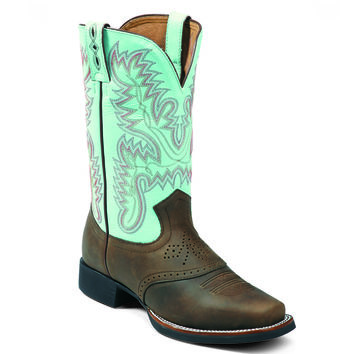 Justin Women's AQHA Foundation Western Boots