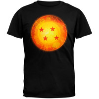 Dragon Ball Z - Four Star Ball Logo T-Shirt