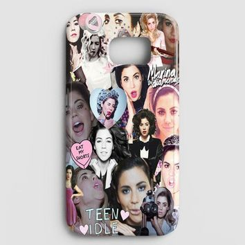 Marina And The Diamonds Samsung Galaxy Note 8 Case