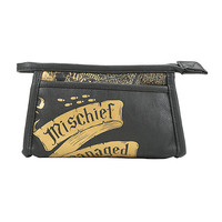 Harry Potter Mischief Managed Cosmetic Bag