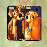 Lady and Trump Couple Case -iPhone 5, iphone 4s, iphone 4, ipod 5, Samsung GS3 case- silicone or Hard Plastic Case, Phone cover