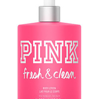 Fresh & Clean Body Lotion - PINK - Victoria's Secret
