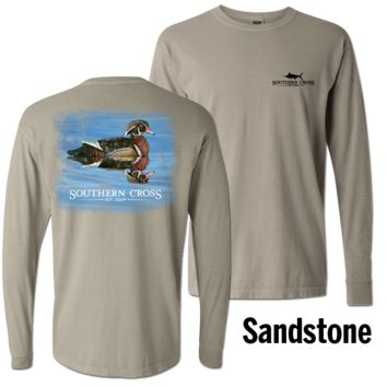 Wood Duck Long Sleeve