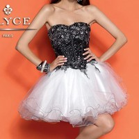 Alyce Homecoming 4298 Dress