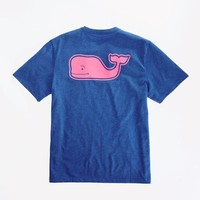 Neon Heather Pocket T-Shirt