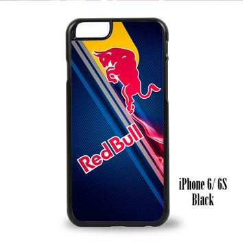 Red Bull Logo for iPhone 6, iPhone 6s, iPhone 6 Plus, iPhone 6s Plus Case