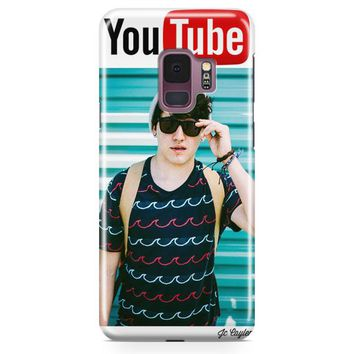 Jc Caylen Our Second Life Samsung Galaxy S9 Case | Casefantasy