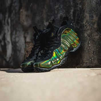 qiyi Mens Nike Air Foamposite One - One Legion Green