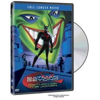 Batman Beyond: Return of the Joker - The Original, Uncut Version DVD |