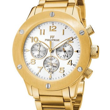Folli Follie Ladies Ace Chronograph Watch