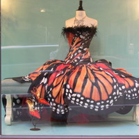 Luly Yang Butterfly Dress - A Dress A Day