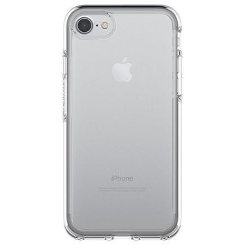 Otterbox Symmetry Clear Series Case For Iphone 8 & Iphone 7 (not Plus) Retail Packaging Clear