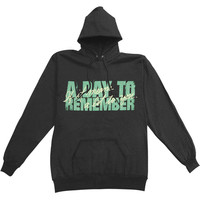 A Day To Remember Men's  If It Means A Lot To You Hooded Sweatshirt Black