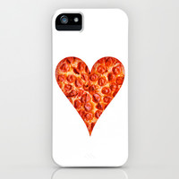PIZZA iPhone & iPod Case by Good Sense