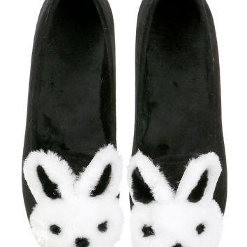 BUNNY LOAFERS