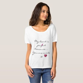 White apparel for women T-Shirt