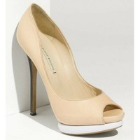 Nicholas Kirkwood 'Bi-Color' Pump