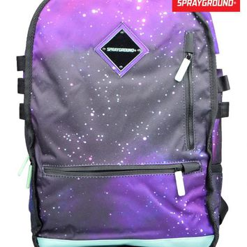 SPRAYGROUNDGALAXY 'GLOW IN TH DARK' BACKPACK