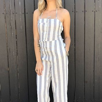 """Lost in Paris"" Jumpsuit"