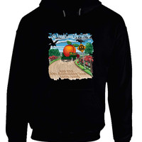 Allman Brothers Band 30Th Anniversary Tour 1969-1999 Hoodie