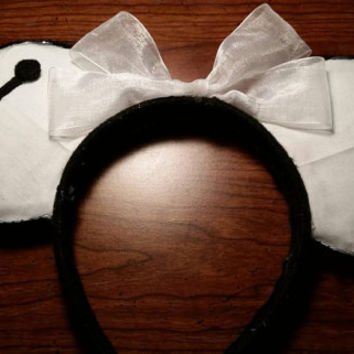 Disney's Big Hero 6 Baymax inspired Mickey Ears