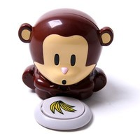 HDE Cute Mini Monkey Blower Nail Polish Dryer
