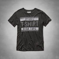 Outfit Graphic Boyfriend Tee