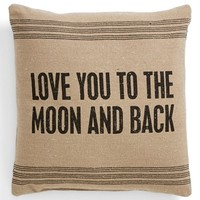 Primitives by Kathy 'To the Moon' Pillow