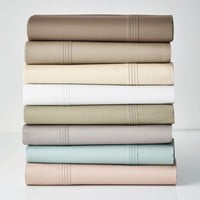 Legends® 600-Thread Count Sateen Flat Sheet