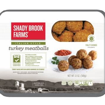 MEATBALLS  FULLY TURKEY & BEEF COOKED MEATBALLS