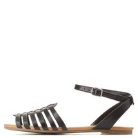 City Classified Two-Piece Strappy Sandals