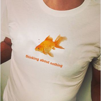 """Thinking About Nothing"" Tee"