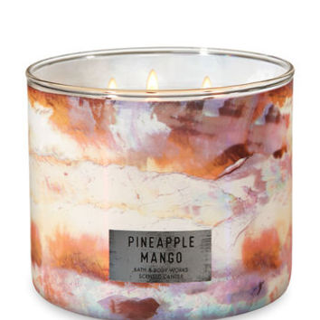 PINEAPPLE MANGO3-Wick Candle