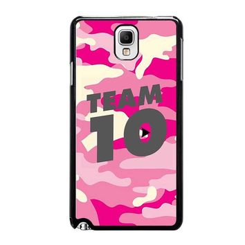 JAKE PAUL TEAM 10 CAMO Samsung Galaxy Note 3 Case Cover