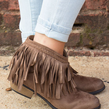 Outlaw Booties