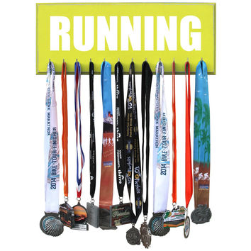 Running - Medal Display
