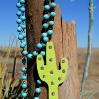 Cactus Kate Necklace