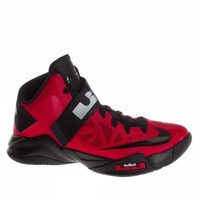 Nike Zoom Soldier VI Mens Basketball Shoes 525015-600 University Red 10 M US