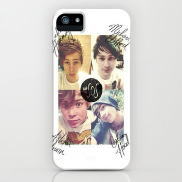 5 Seconds of Summer iPhone & iPod Case by branta16