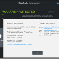 Bitdefender Total Security 2018 License Key Plus Crack Free Download