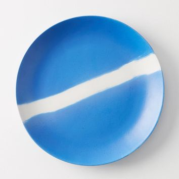 Color Study Dinner Plate